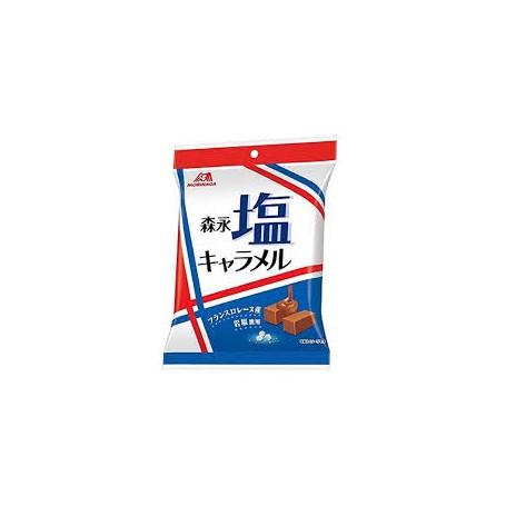 森永鹽味奶油軟糖包裝 92g