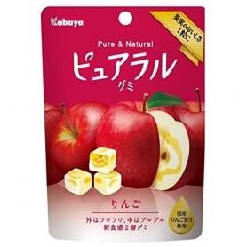 Kabaya 方格蘋果味軟糖 45g