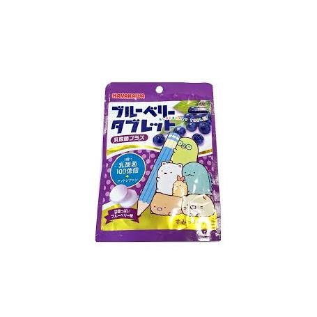 早川 角落生物 藍莓味乳酸菌糖 33g