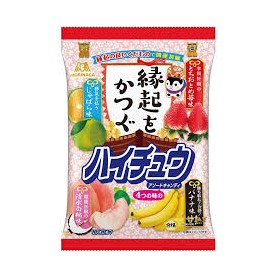 森永 Hi-Chew 緣起好運水果軟糖 (4味) 77g