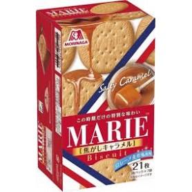 森永瑪麗岩鹽焦糖餅 113g