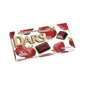 森永 Dars 草莓朱古力 43g