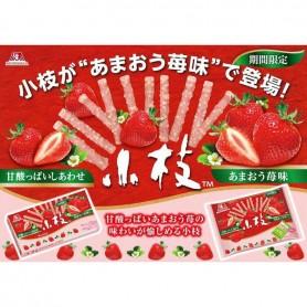 Morinaga Koeda Amaou Strawberry Chocolate 61g