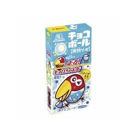 森永大咀鳥梳打味朱古力 (小盒裝) 27g