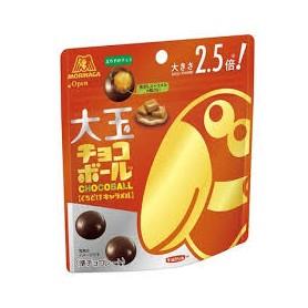 森永大咀鳥焦糖朱古力 (大粒袋裝) 50g