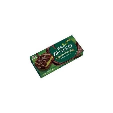 森永抺茶朱古力蛋糕 186g