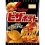 Calbee 日本 卡樂B ピザポテト Pizza 薯片 63g