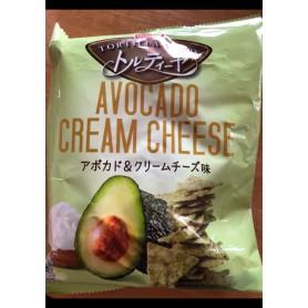 Frito Lay Tortilla Chips - Avacado Cream Cheese Flavor 70g