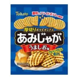 Tohato Amijaga Salty Potato Crisp 60g