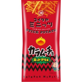 Koikeya Hot & Spicy Fries 40g