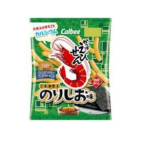 Calbee Japan Sesame Nori Salt Shrimp Crisp 70g