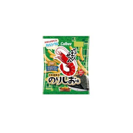 Calbee 日本卡樂B かっぱえびせんごま油香るのり塩 麻油海鹽味 70g