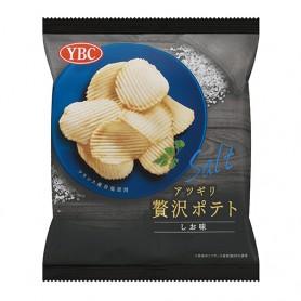 YBC アツギリ贅沢ポテト フランス産しお味 60g