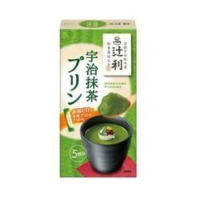 片岡 辻利 宇治抹茶プリンの素 宇治抺茶布丁 75g