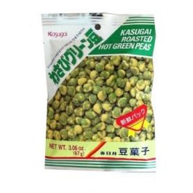 Kasugai Roasted Wasabi Green Peas 67g