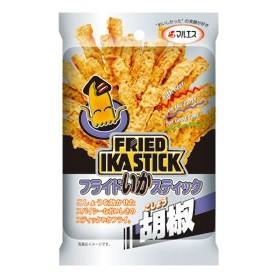 Maruesu Fried Squid - Pepper Flavor 30g