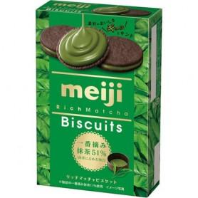 Meiji Rich Motcha Biscuit 6's