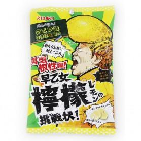 Ribon Super Sour Lemon Soft Candy 70g